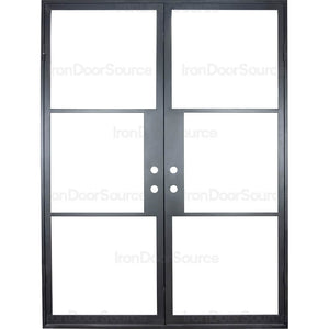 Air 4 - Double Flat - Back Side of Door