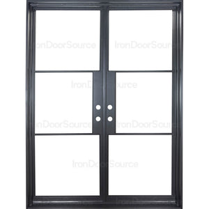 Air 4 - Double Flat -Front side of Door