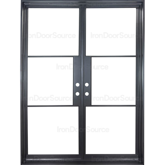 Air 4 - Double Flat - Front Side of Door