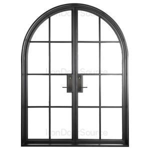 Air 5 - Double Full Arch - Iron Door Source