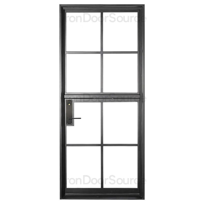 Air 5 Dutch - Single Flat - Iron Door Source