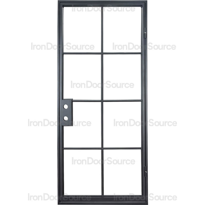 Air 5 Interior - Single Flat - Iron Door Source