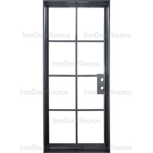 Air 5 - Single Flat - Iron Door Source