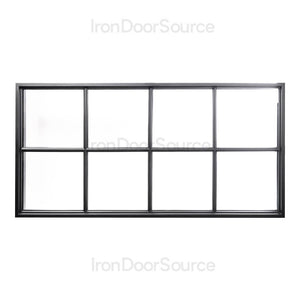 Air 5 Transom - Flat Top - Iron Door Source