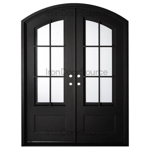 Air 8 - Double Arch - Iron Door Source