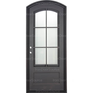 Air 8 - Single Arch - Iron Door Source