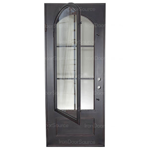 Air 8 - Single Flat - Iron Door Source