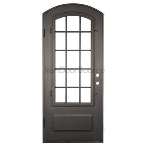 Air 9 - Single Arch - Iron Door Source