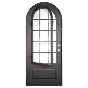 Air 9 - Single Full Arch - Iron Door Source