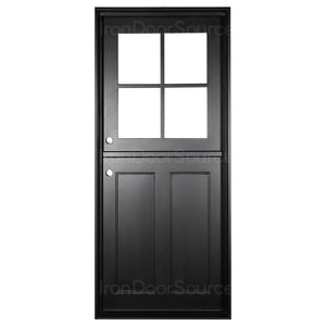 Air Dutch - Single Flat  - Iron Door Source