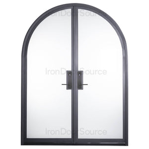 Air Lite - Double Full Arch - Iron Door Source