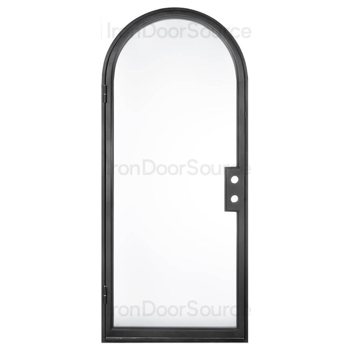 Air Lite w/ Removable Threshold - Single Full Arch