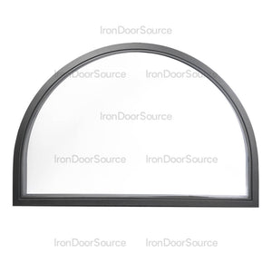 Air Transom - Full Arch - Iron Door Source