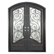 Load image into Gallery viewer, Beverly - Double Arch - Iron Doors Source