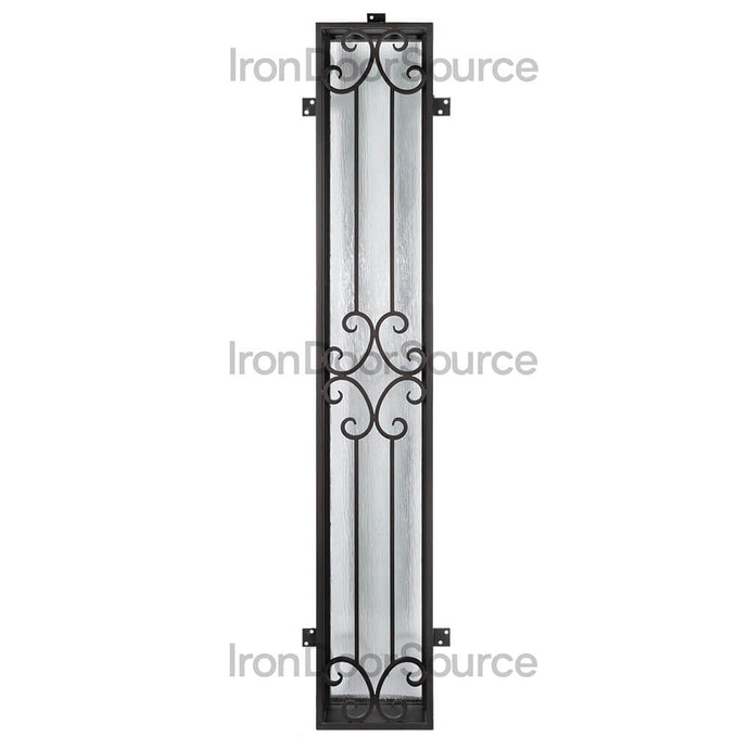 Beverly Sidelight - Iron Door Source