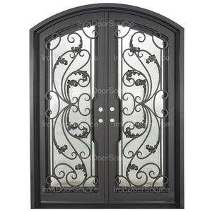 Dream - Double Arch - Iron Door Source