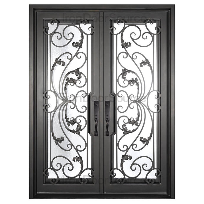 Dream - Double Flat - Iron Door Source