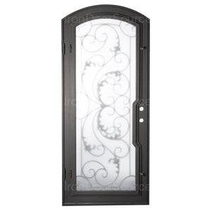 Dream - Single Arch - Iron Door Source