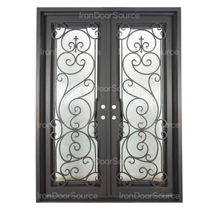 Hills - Double Flat - Iron Door Source