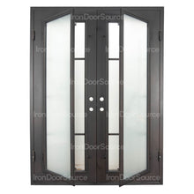 Load image into Gallery viewer, Hollywood - Double Flat - Iron Door Source