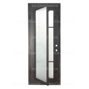 Hollywood - Single Flat - Iron Door Source