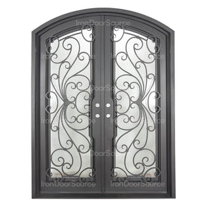 Miracle - Double Arch - Iron Door Source