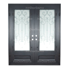 Load image into Gallery viewer, New York - Double Flat - Iron Door Source