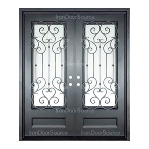 New York - Double Flat - Iron Door Source