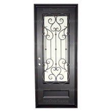 Load image into Gallery viewer, New York - Single Flat - Iron Door Source