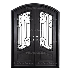 Piano - Double Arch - Iron Door Source
