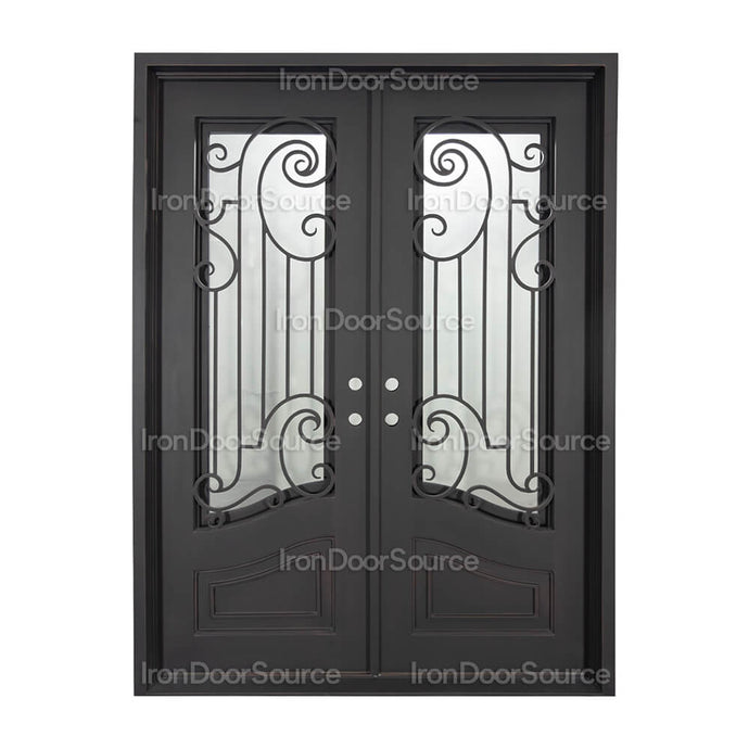 Piano - Double Flat - Iron Door Source