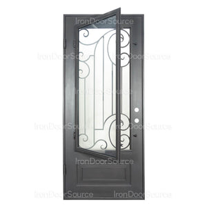 Piano - Single Flat - Iron Door Source