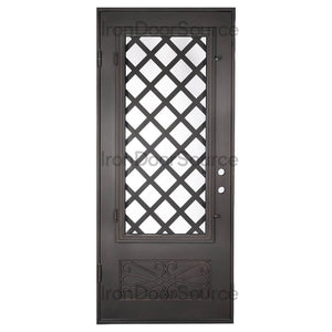 Queensway - Single Flat - Iron Door Source
