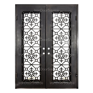 San Francisco - Double Flat - Iron Door Source