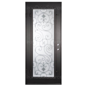 Shavo - Single Flat - Iron Door Source