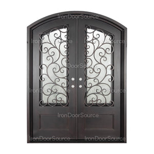 Story - Double Arch - Iron Door Source