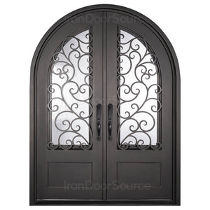 Story - Double Full Arch - Iron Door Source