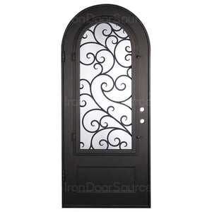 Story - Single Full Arch - Iron Door Source