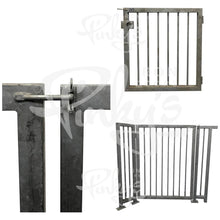 Load image into Gallery viewer, 437.95' Iron Fence Bundle - Hot Dipped Galvanized | Clearance