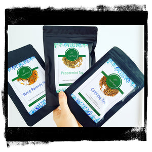 Customise your own tea pack