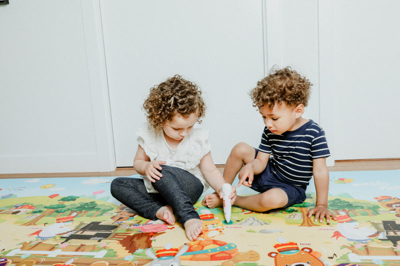 SENSORY PLAYMAT - MUSIC PARADE