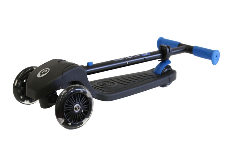 LED Blue light scooter
