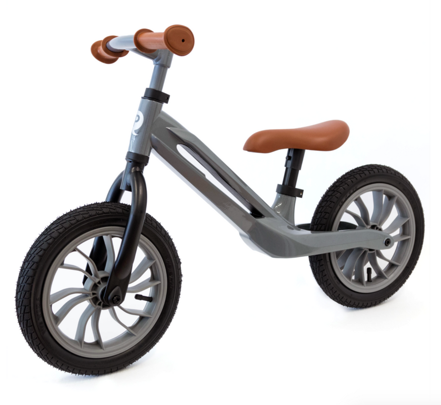 Black Racer Balance Bike