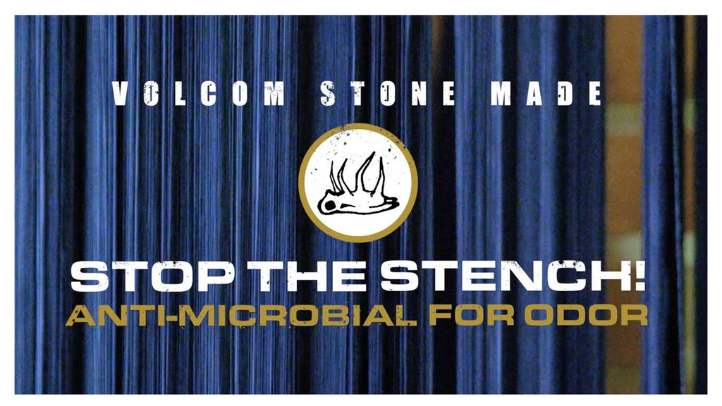 Volcom Stone Made: Stop The Stench! Anti-Microbial