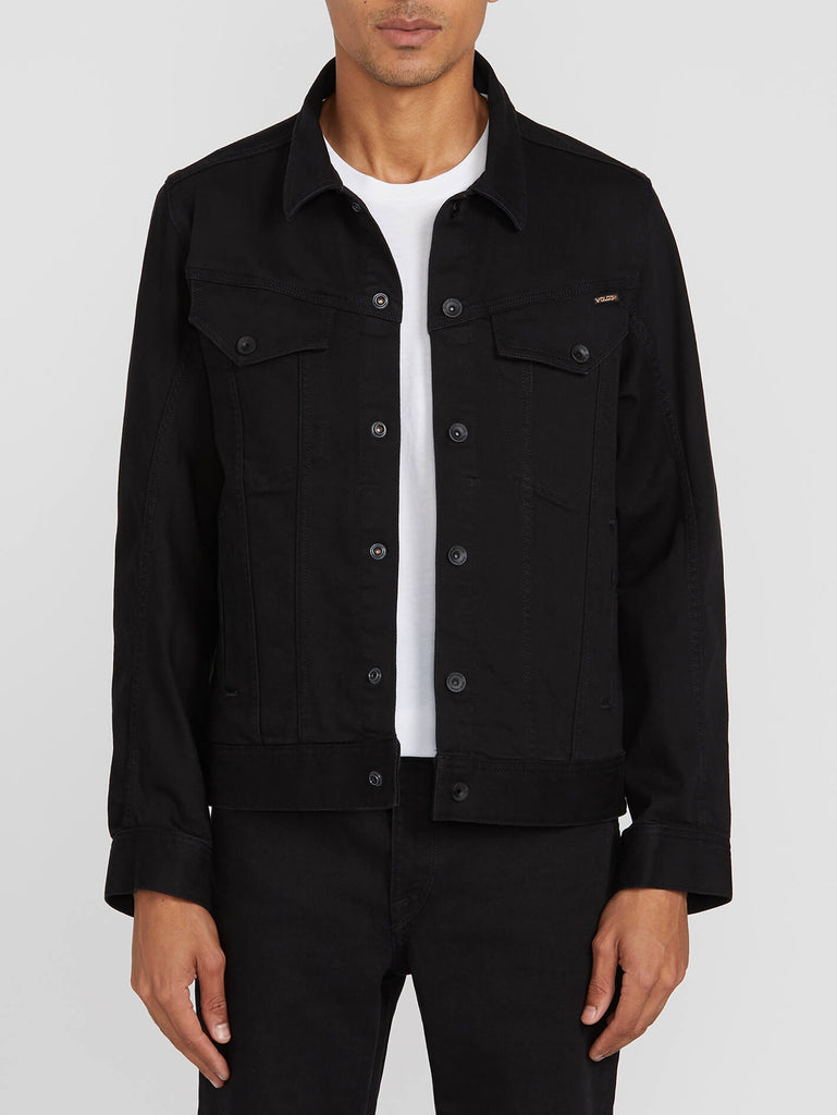 Weaver Denim - Black