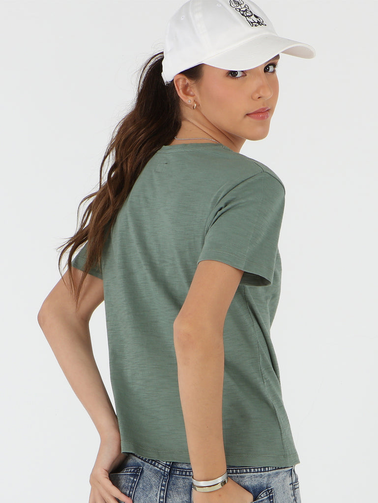 Solid Tee - Forest Green