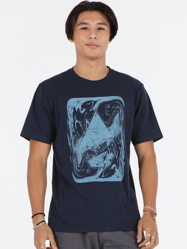Metamorph Tee - Navy