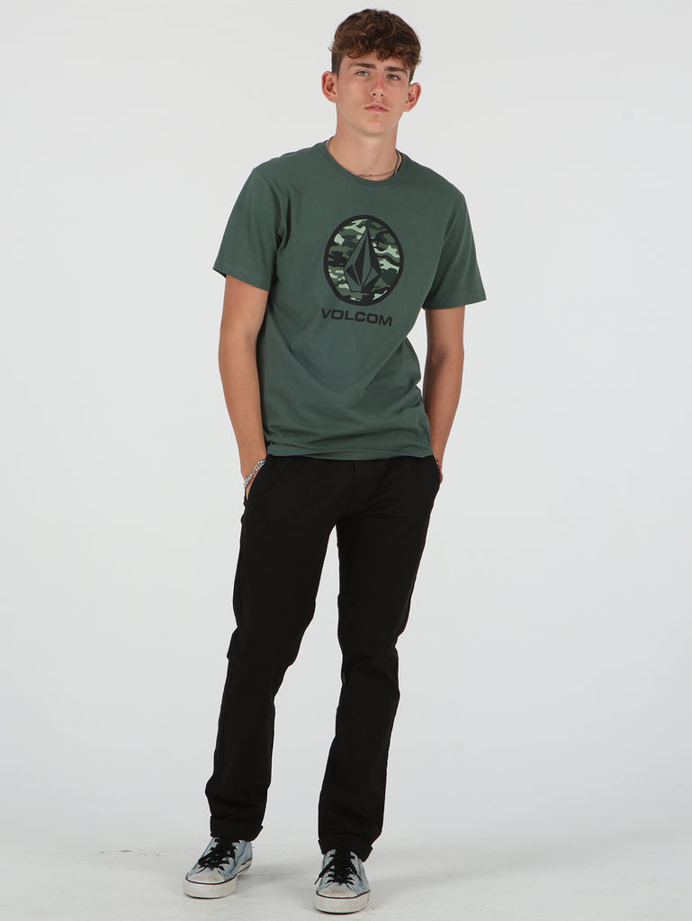 VOLCOM CIRCLECAM - Sequoia Green