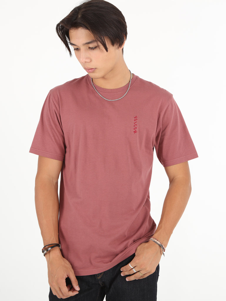 Virt Tee - Rose Brown