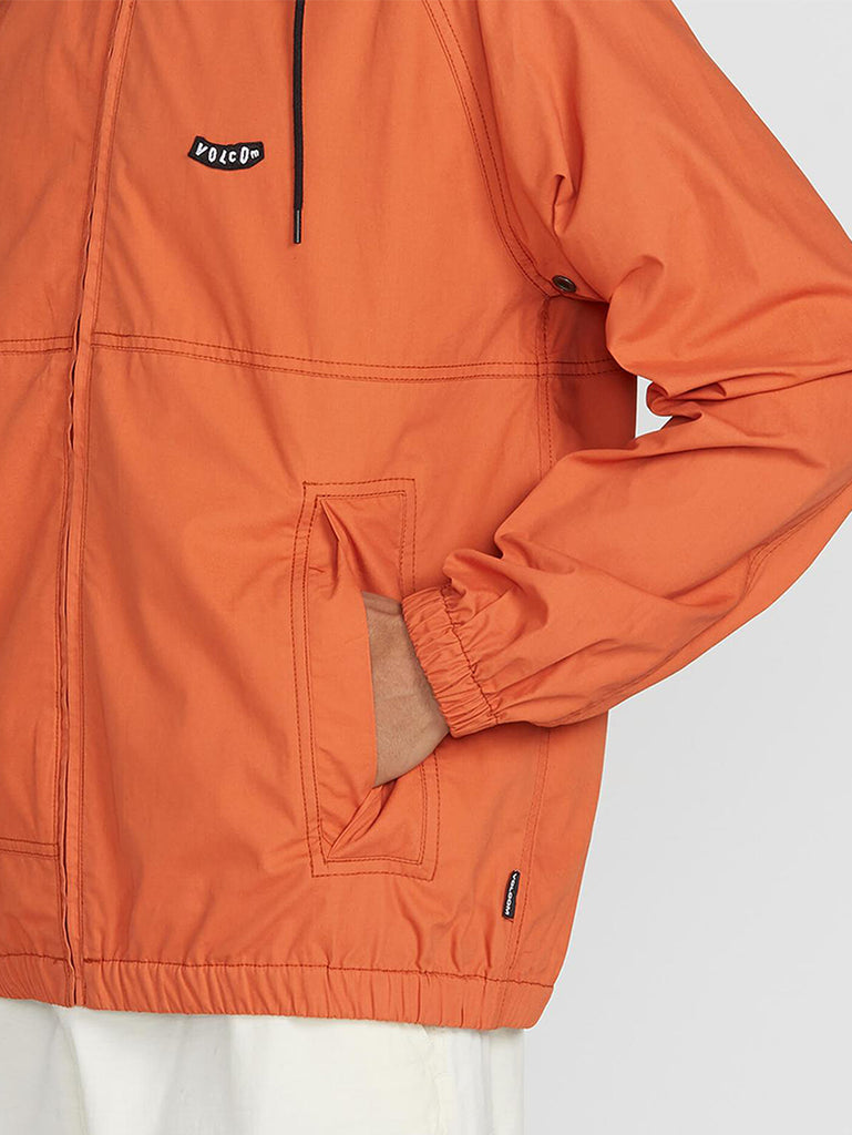 Wingo Jacket - Burn Orange